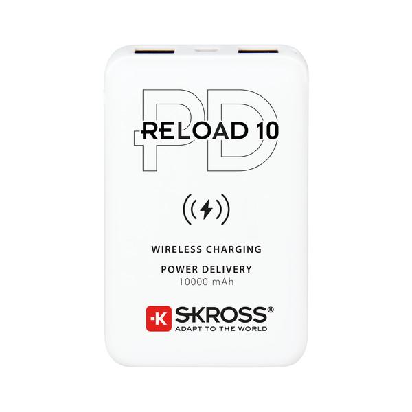 SKROSS RELOAD 10 QI PD - Powerbank