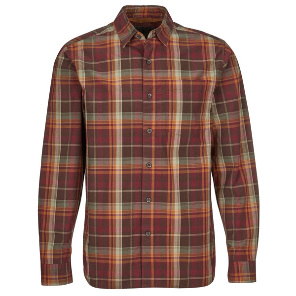 Royal Robbins TROUVAILLE ORGANIC COTTON PLAID L/S Männer - Outdoor Hemd