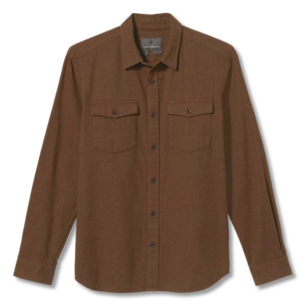 Royal Robbins BRISTOL ORGANIC COTTON TWILL L/S Männer - Outdoor Hemd