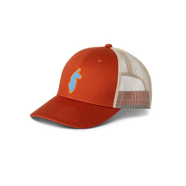 Cotopaxi THE LLAMA TRUCKER HAT - Cap
