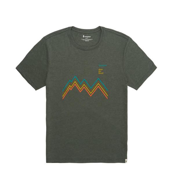 Cotopaxi CENTRAL MASSIVE T-SHIRT Männer - T-Shirt