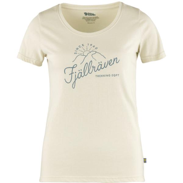 Fjällräven SUNRISE T-SHIRT W Frauen - T-Shirt