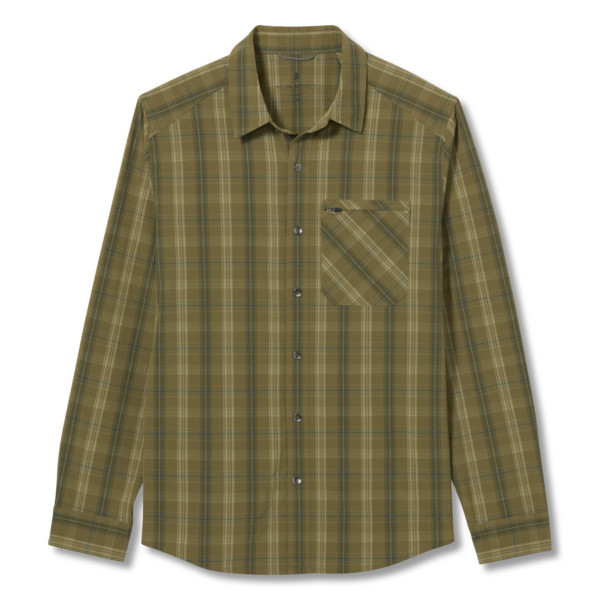 Royal Robbins SPOTLESS PLAID L/S Männer - Outdoor Hemd