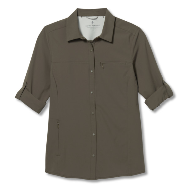 Royal Robbins EXPEDITION PRO L/S Frauen - Outdoor Bluse
