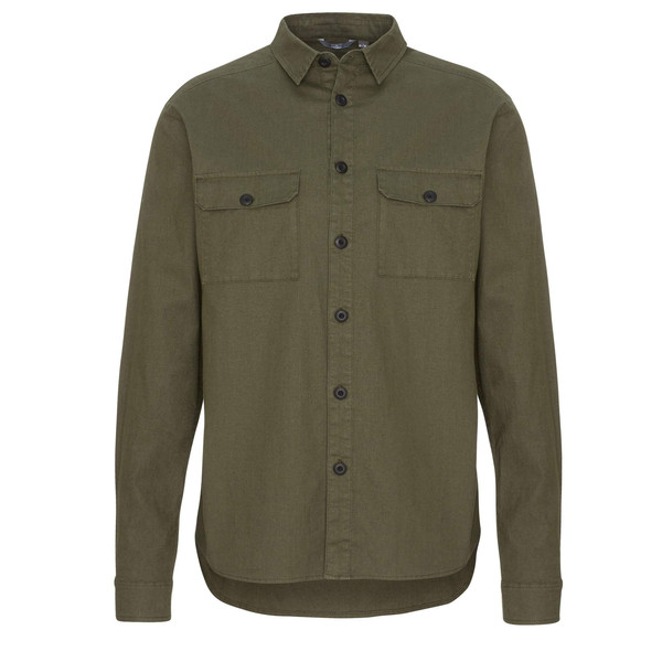 Tierra HALEIWA HEMP SHIRT M Männer - Outdoor Hemd