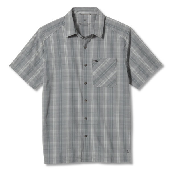 Royal Robbins SPOTLESS S/S Männer - Outdoor Hemd