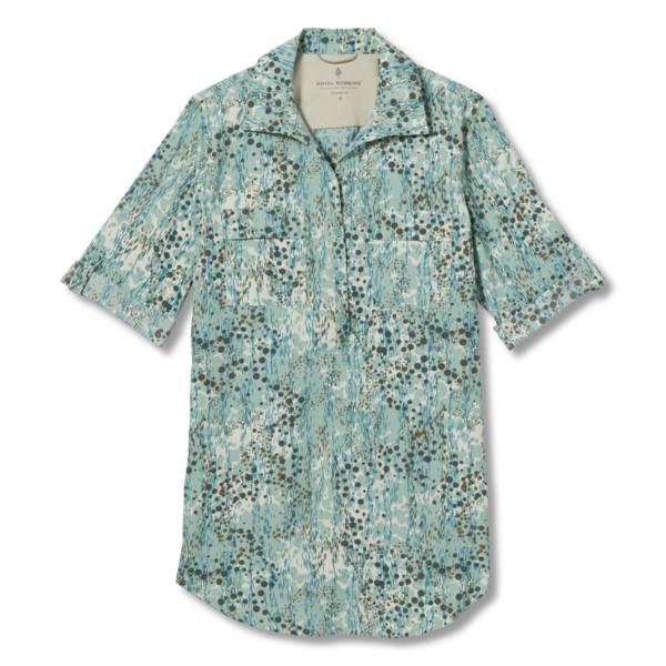 Royal Robbins EXPEDITION II TUNIC PRINT Frauen - Outdoor Bluse