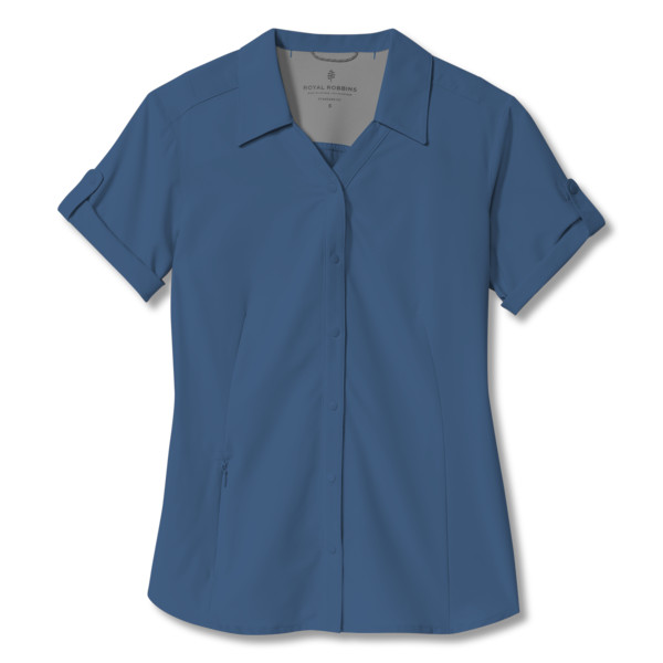 Royal Robbins EXPEDITION PRO S/S Frauen - Outdoor Bluse