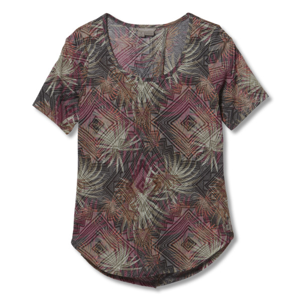 Royal Robbins FEATHERWEIGHT SCOOP TEE Frauen - T-Shirt
