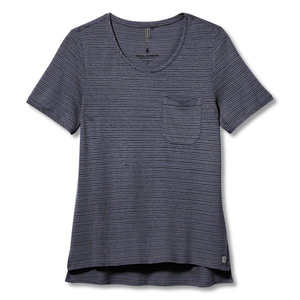 Royal Robbins VACATIONER S/S Frauen - T-Shirt