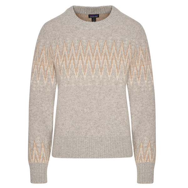 Patagonia W' S RECYCLED WOOL CREWNECK SWEATER Frauen - Wollpullover