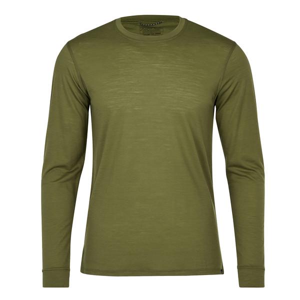 Patagonia M' S L/S CAP COOL MERINO SHIRT Männer - Funktionsshirt