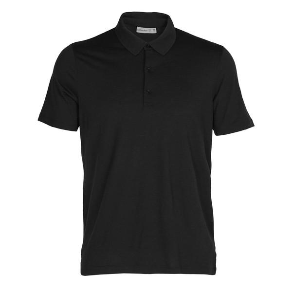 Icebreaker M TECH LITE II SS POLO Männer - Polo-Shirt