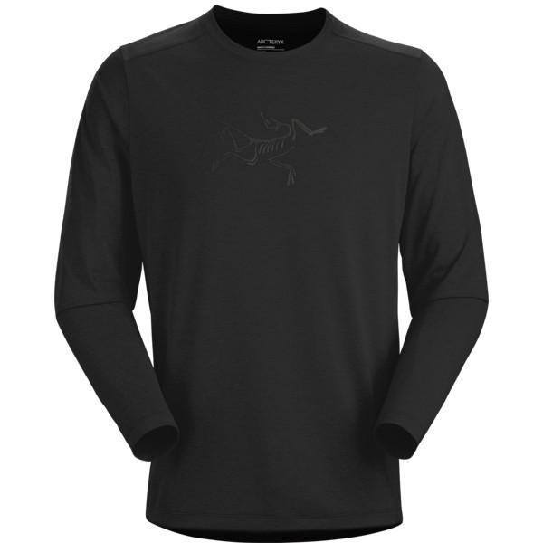 Arc'teryx CORMAC LOGO LS MEN'S Männer - Langarmshirt