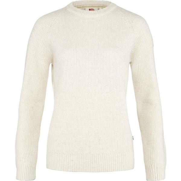Fjällräven VISBY SWEATER W Frauen - Wollpullover