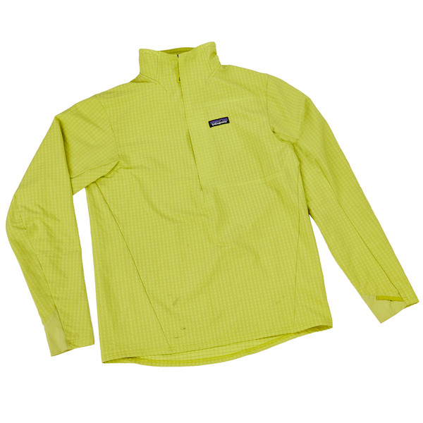 2ndHand PATAGONIA R1TECH FACE PULLOVER Männer