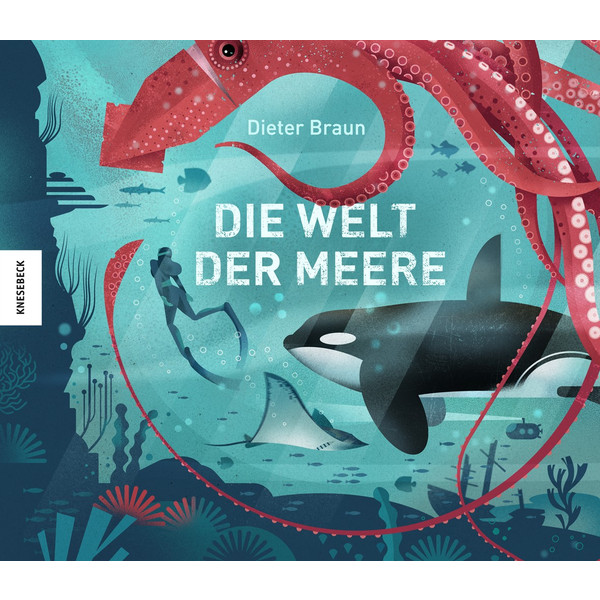DIE WELT DER MEERE - Sachbuch