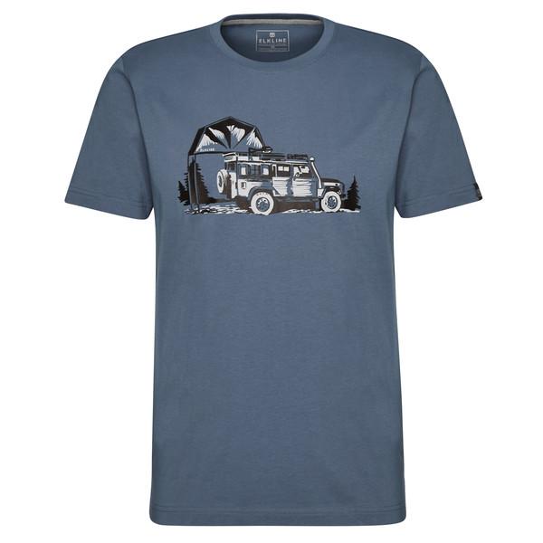 Elkline BESIDE MAINSTREAM Männer - T-Shirt