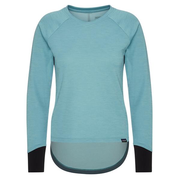 Patagonia W' S L/S DIRT CRAFT JERSEY Frauen - Funktionsshirt