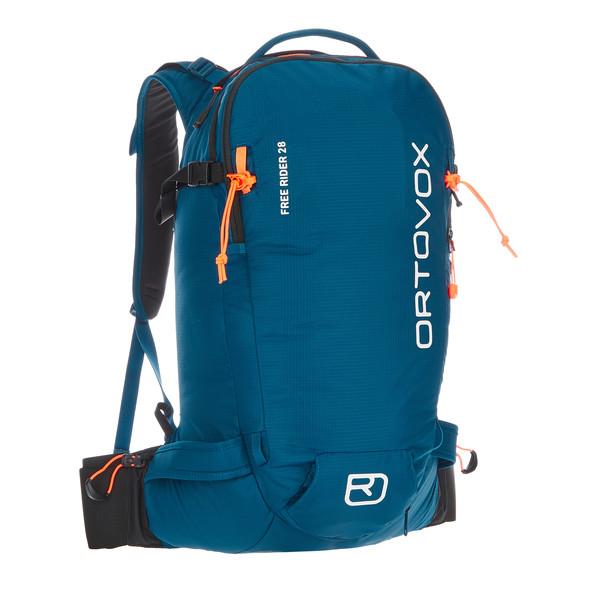 Ortovox FREE RIDER 28 Unisex - Skitourenrucksack