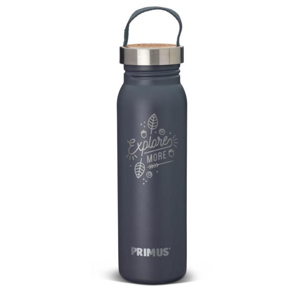 Primus KLUNKEN BOTTLE 0.7 L FALL GRAPHITE - Trinkflasche