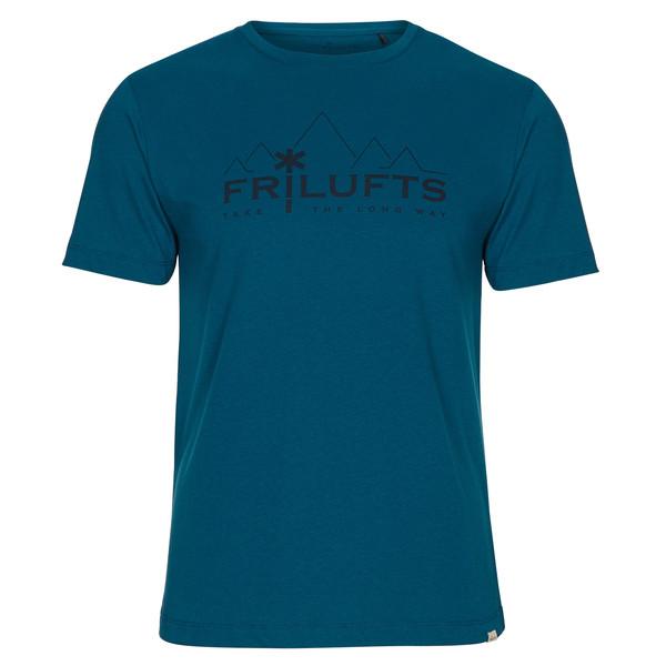 FRILUFTS REYKHOLT PRINTED T-SHIRT Männer - T-Shirt