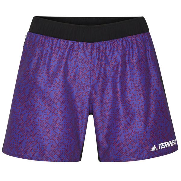 Adidas TERREX PRIMEBLUE TRAIL GRAPHIC SHORTS Frauen - Shorts