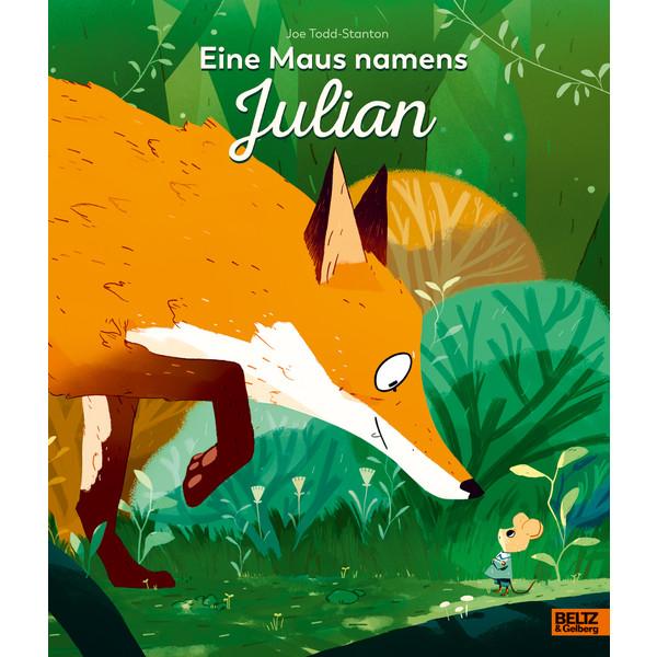 EINE MAUS NAMENS JULIAN - Kinderbuch