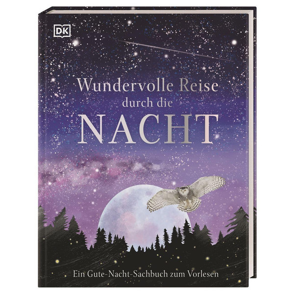 WUNDERVOLLE REISE DURCH DIE NACHT - Kinderbuch