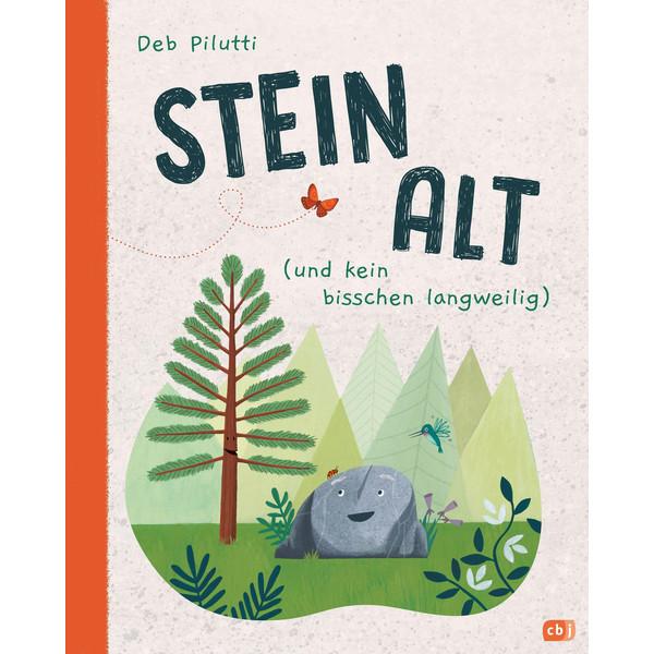 STEINALT (UND KEIN BISSCHEN LANGWEILIG) - Kinderbuch