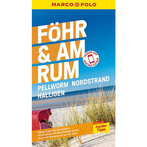 MARCO POLO REISEFÜHRER FÖHR, AMRUM, PELLWORM, NORDSTRAND - Reiseführer