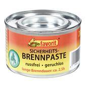 favorit BRENNPASTE  - Feuerstarter