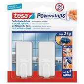 Tesa POWER-STRIP WANDHAKEN  -