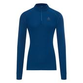 Odlo BL TOP TURTLE NECK L/S HALF ZIP ACTIVE WARM Männer - Funktionsunterwäsche