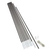 Outdoor International Fibreglass Pole Kit 8  - Zeltstange