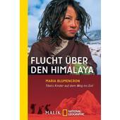 FLUCHT ÜBER DEN HIMALAYA  - Sachbuch