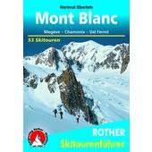 BvR Skitourenführer Mont Blanc  -