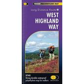 Harvey Maps West Highland Way