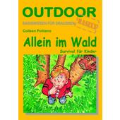 ALLEIN IM WALD  - Kinderbuch