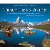 TRAUMTREKS ALPEN  - Bildband