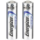 Energizer ULTIMATE LITHIUM 1,5V 2STK.  - Batterien