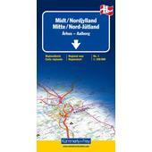 KuF Dänemark 1 Mitte/Nord-Jütland 1:190T