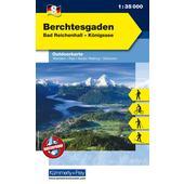 Outdoorkarte 08 Berchtesgaden  -