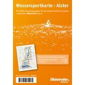 Wassersportkarte - Alster  -