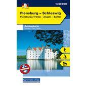 Outdoorkarte 09 Flensburg - Schleswig  -