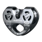 Climbing Technology DUETTO ALU CT TWIN PULLEY  - Seilrolle