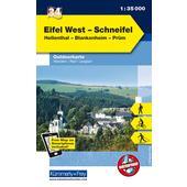 Outdoorkarte 34 Eifel West