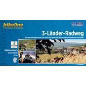 Bikeline 3-Länder Radweg  -