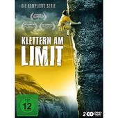 KLETTERN AM LIMIT - DIE KOMPLETTE SERIE  - DVD