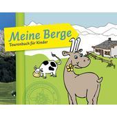MEINE BERGE - TOURENBUCH FÜR KINDER  - Kinderbuch